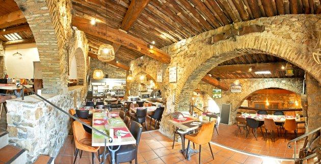 restaurant bergerie